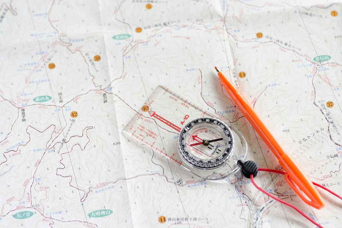 登山で登山地図は必要か?&登山地図のおすすめ!
